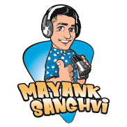 Mayank Sanghvi Logo